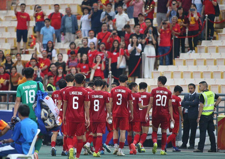 U23 Việt Nam nhận thất bại tại VCK U23 châu Á 2020 khiến HLV Park Hang Seo nhận nhiều chỉ trích