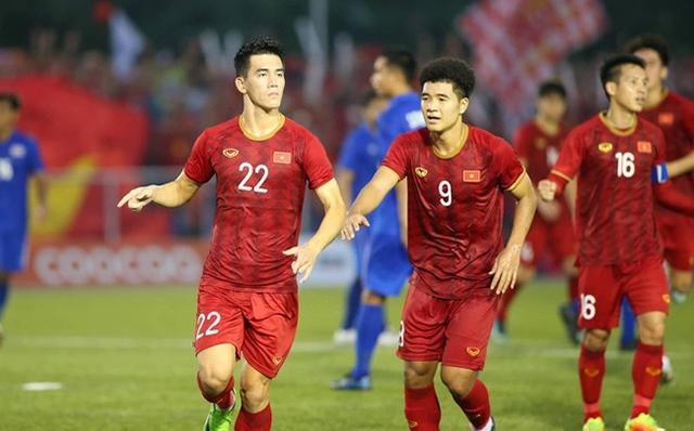 cầu thủ dự kiến đối đầu với U23 UAE