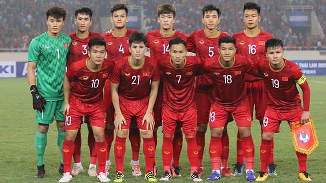 Đội hình tuyển Việt Nam