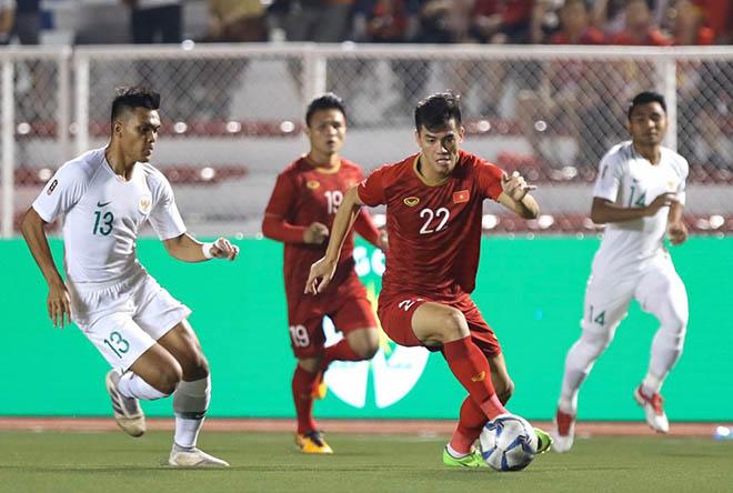 trước trận đấu với Thái Lan