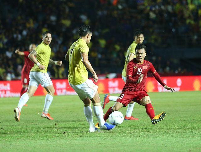 trận đấu với Thái Lan