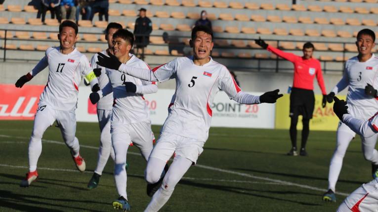 U23 Triều Tiên