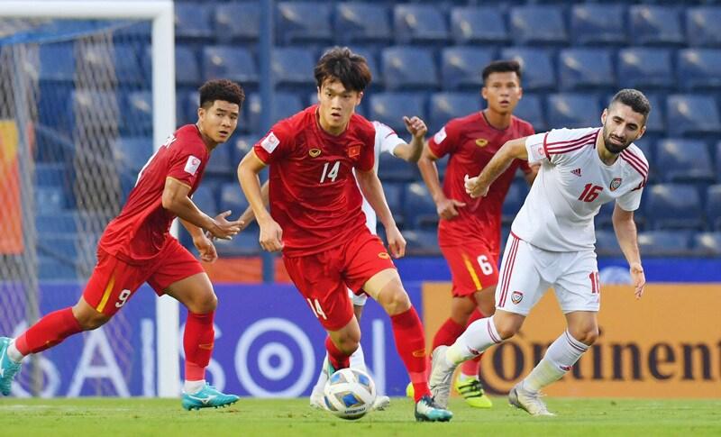 sau trận U23 Triều Tiên