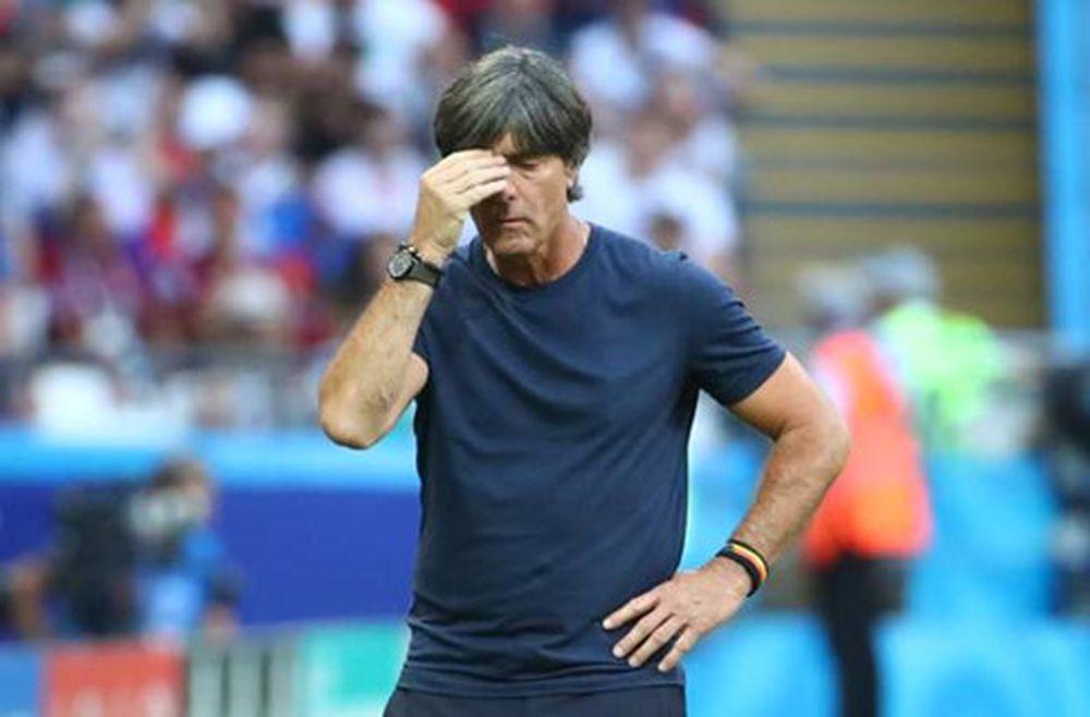 Thất bại của huấn luyện viên Joachim Low