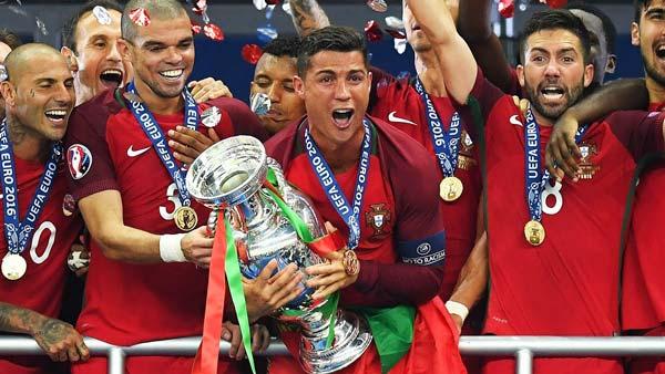 Bồ Đào Nha đang là đương kim vô địch VCK EURO.