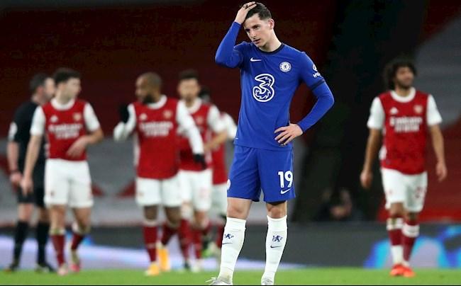 The Blues có khả năng sẽ vuột mất giải vô địch bóng đá Anh mùa này