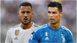 Hazard sẽ trở thành đồng đội Ronaldo ở mùa giải năm sau?