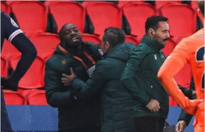 Vụ việc cáo buộc phân biệt chủng tộc cực nóng tại Champions League mùa này