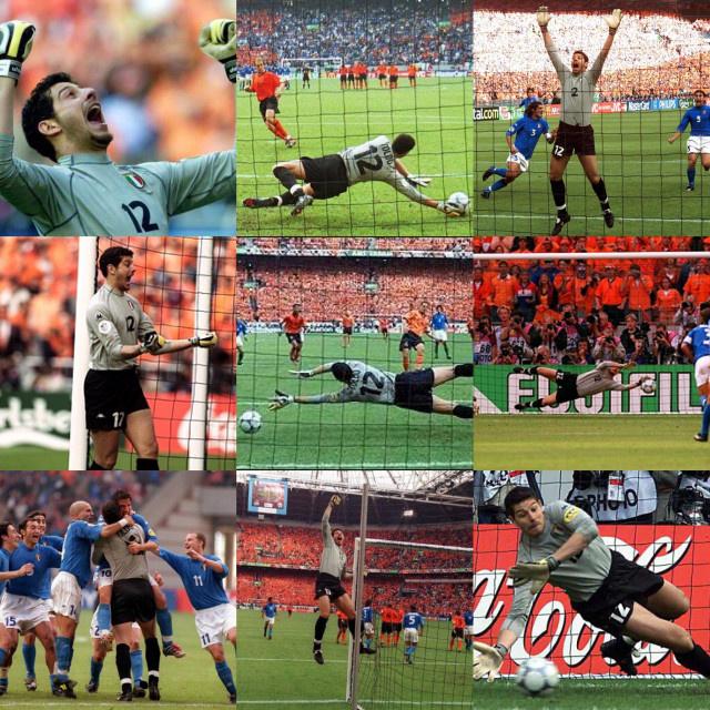 Inter Milan Vang bóng một thời: Francesco Toldo