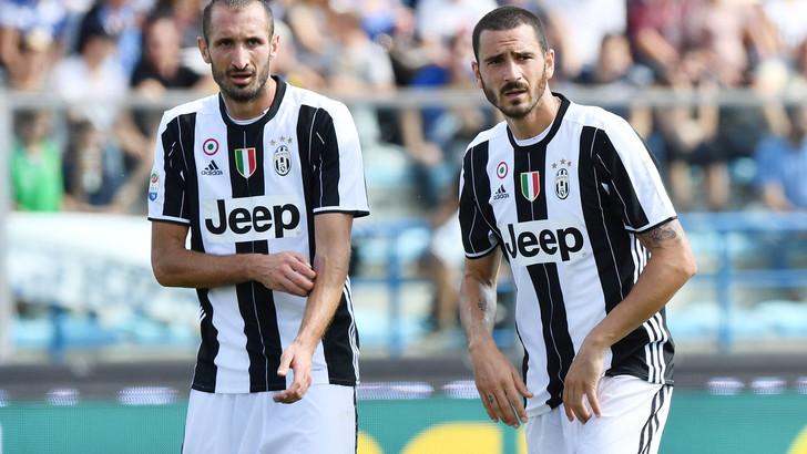Bóng đá Chiellini: Bonucci chẳng phải là một mất mát lớn