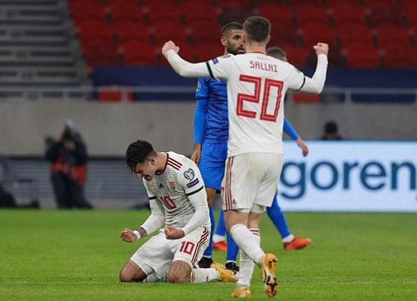 Hungary đoạt vé dự trận đấu VCK EURO 2020
