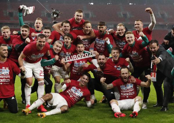 trận đấu VCK Euro 2020