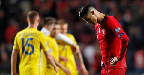 Ronaldo và Bồ Đào Nha có thực sự rơi vào bản đấu khó nhằn?