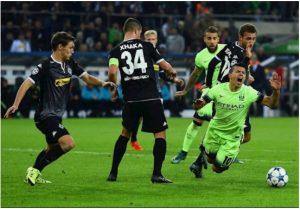 Man City áp đảo đội bóng nước Đức về kết quả đối đầu.
