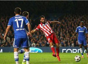 Chelsea thua Atletico ở bán kết C1 mùa giải 2013/14.