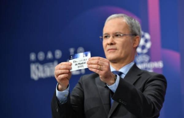 Atletico Madrid là đối thủ của Chelsea ở vòng loại 1/8