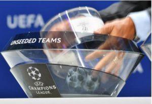 Bốc thăm vòng 1/8 Champions League 2020/21
