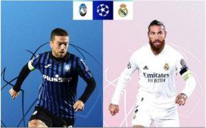 Atalanta vs Real Madrid là một đen đủi.